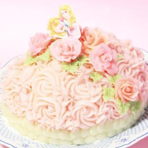 2月15日 プリンセスケーキ