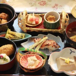 真竹の夕食