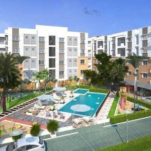 お便り返し(28)広い中庭のある新築マンションの購入
