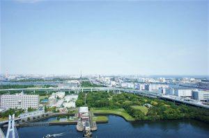 眺望が良い部屋に住みたい!湾岸タワーマンション眺望ランキングトップ5!