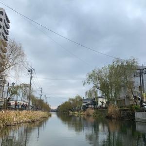 祝賀新年&大晦日に柳川の川下りへ。
