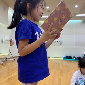 摂津火曜キッズクラスB