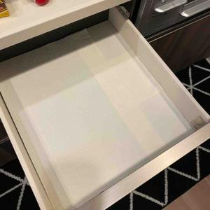 キッチン収納見直し。強制お掃除とスパイスラック