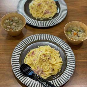 iwakiパック&レンジを使った食卓あれこれ。