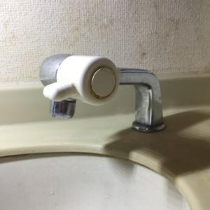 蛇口の交換 大阪府枚方市 水道の水漏れ・水道交換