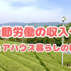 お茶収穫のバイトで稼ぐ|給料や仕事のスケジュールを紹介します〜