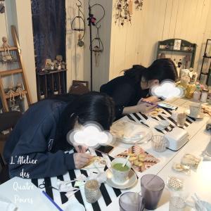 【生徒様作品】12/14:妹Y様:基礎レッスン