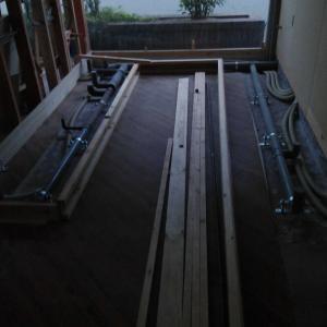 コンクリートと配管設備