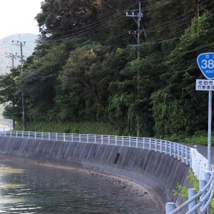 酷道388号線を行く①~大分県佐伯市蒲江よりスタート!