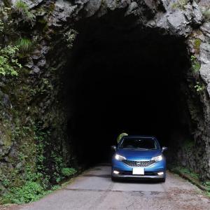 素掘りトンネルが今なお残る「四国の酷道193号線」を南から縦断する【霧越峠~土須峠~経の坂峠】