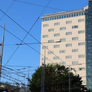 AS⑤ オーストリア トレンド ホテル ヨーロッパ ザルツブルグ宿泊記