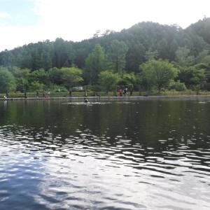 2021/6/xx 平谷湖フィッシングスポット…その1