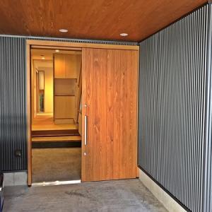 木製扉の薦め