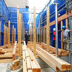 『清澄の家』構造見学会