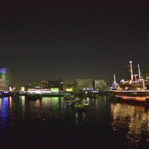 名古屋港ガーデンふ頭の夜景 その3