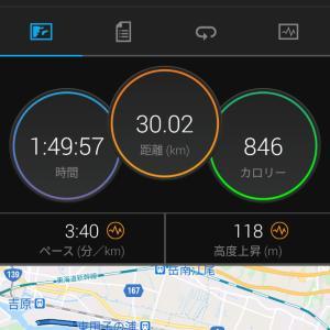 2/27(土) 30Kレポ① 新アルファフライ投入