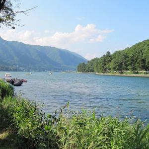 安曇野(9)木崎湖