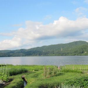 安曇野(11)青木湖
