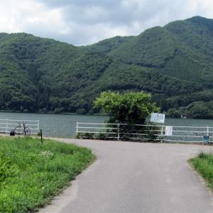 安曇野(19)木崎湖再び