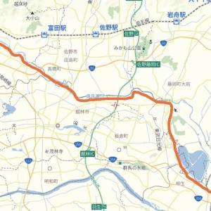 渡良瀬川サイクリング(1)