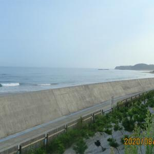 東北東海岸を走る。その1いわき周辺(6)永崎防災緑地