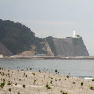 東北東海岸を走る。その1いわき周辺(7)豊間海水浴場