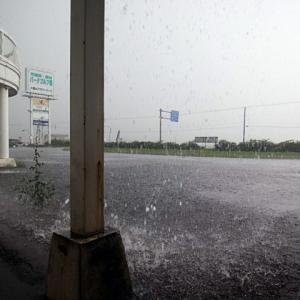 北海道編3振り返り(29)にわか雨