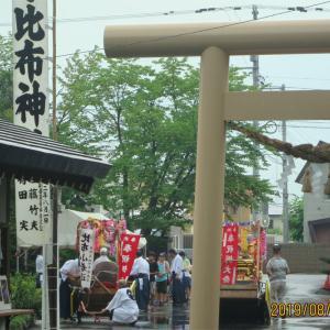 北海道編3振り返り(30)比布神社
