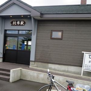 北海道編3振り返り(31)比布駅