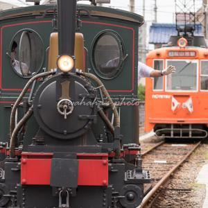 二泊三日の四国旅-いよてつ坊ちゃん列車-