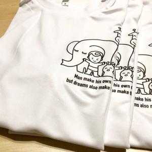 Tシャツ作製(再)