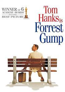 『フォレストガンプ』とか言うちょっとマイナーな映画を見たんだが