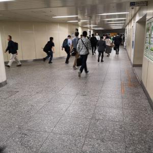 相鉄線 横浜駅改札の通勤名物「相鉄ダッシュ」は危険と隣り合わせ