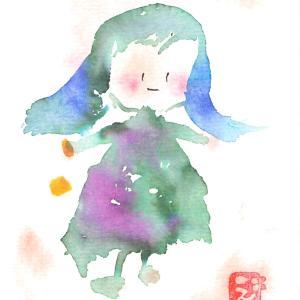 カラー筆ペンを使ったアート作品たち