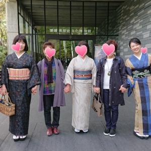 おと女の遠足 愛媛県歴史文化博物館へ