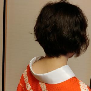 腰から下の長襦袢の皺の隠し方