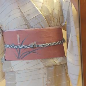 着物の着方(動画有り) 紐を使わないversion