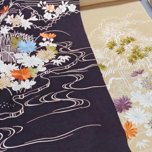 京繍 村山刺繍店 ーきものと帯ー