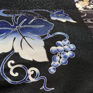 普段着に飾り紋