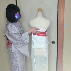 背が高めのほっそりさんの補正タオルの作り方(動画有り)
