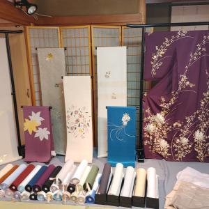 京繍・村山刺繍 × 博多織