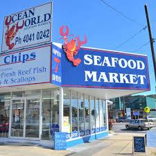 ケアンズで魚を食べようーおススメの魚屋さん