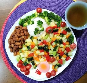 Let's和ごはんプロジェクト・和ごはんで野菜をもりもり食べよう!