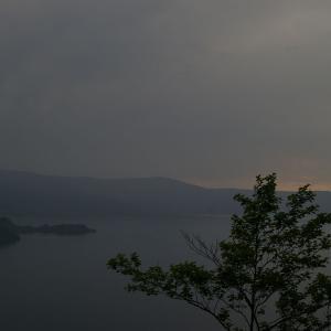 5月30日17時の瞰湖台