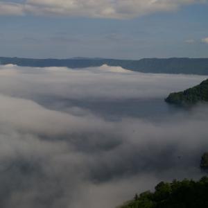 5月31日7時の瞰湖台