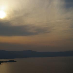 5月23日17時の瞰湖台