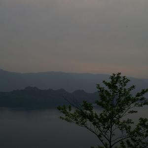 5月24日17時の瞰湖台