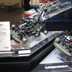【58th SHS】タミヤ『M-08 CONCEPT』レポート