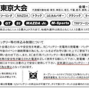 【タミグラ】現地充電用のポータブル電源を用意