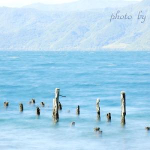 洞爺湖湖景